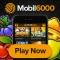 Mobil6000 Casino - 40 Free Spins & $100 Bonus