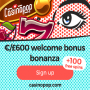 CasinoPop - 100 Free Spins & €/£75 Bonus