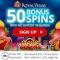Royal Vegas - 60 Spins & €1200 Bonus