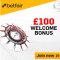Betfair Casino 100% Up To £/€/$ 100 Bonus