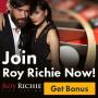 Roy Richie Casino - 20 Free Spins & €60 Bonus