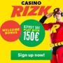 Rizk Casino 300 Free Spins & €100 Bonus
