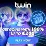 Twin Casino - 100 Free Spins & €200 Bonus