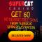 SuperCat Casino - 85 Free Spins