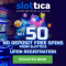 Slottica Casino - 175 Spins & €200 Bonus