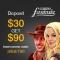 Casino Fantasia 200% Bonus