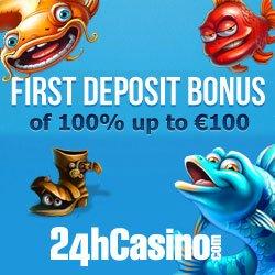 24h Casino Free Spins 24 December
