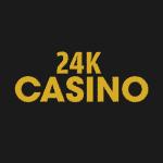 24K Casino - 50 Spins & $/€300 Bonus