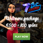 "7Bit Casino: 35 Free Spins on ""Legend of Atlantis"" - November 2019"