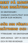 Bertil Casino 20 Free Spins & 300% Bonus