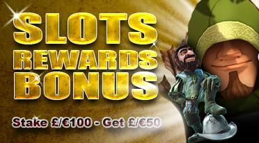 Netent 50 Euro Weekly Reload Bonus