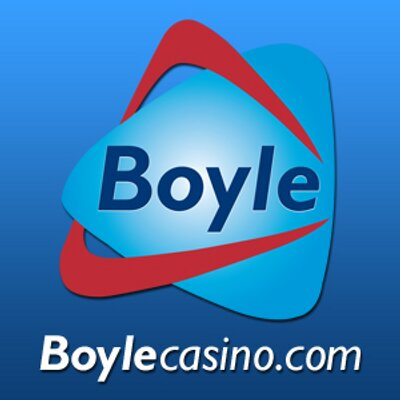 Boyle Casino 100% Up To £300 Bonus