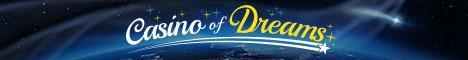 Casino of Dreams Bonus