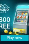 Casinoland €200 Welcome Bonus