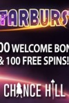 Chance Hill Casino 100 Free Spins & €300 Welcome Package