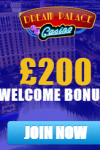 Dream Palace Casino 100% Up To €200 Bonus
