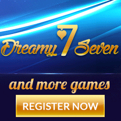 Dreamy Seven Casino 100% Up To €200 Bonus