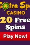 Extraspel Casino 20 Free Spins & €200 Bonus