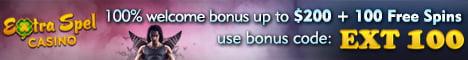 Extraspel Casino Bonus