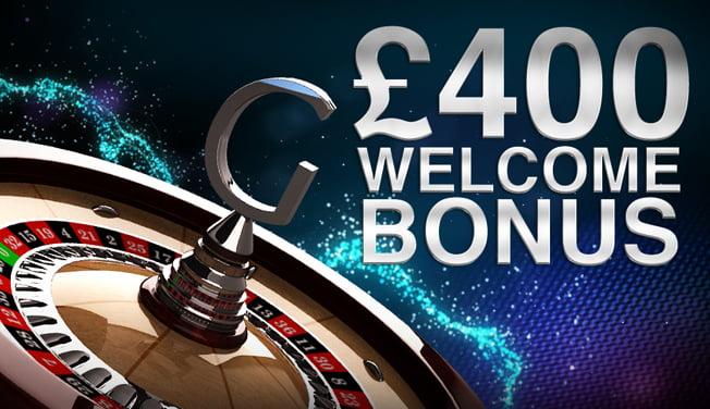 Online Casino Welcome Bonus | SSB Shop