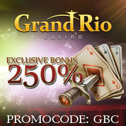 GrandRio Casino 250% Up To €500 Welcome Bonus