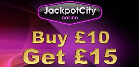 Jackpot City Free Bonus