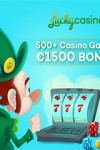 Lucky Casino 10 Free Spins & €500 Bonus