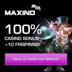 Maxino raffle