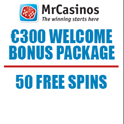 MrCasinos Netent Bonus