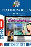 Platinum Reels Casino 50 free spins on Double Trouble Slot March 2016