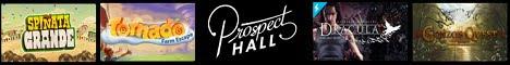 Prospect Hall Casino Bonus