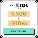 Spilleren Casino – 500 Free Spins & €900 Bonus