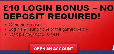 Sportingbet Casino No Deposit