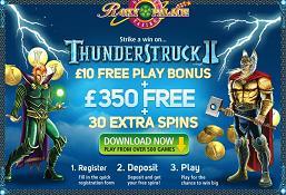 Roxy Palace UK Free Spins