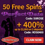 """Bella Vegas Casino: 70 Free Spins on """"Nascash"""" - March 2020"""
