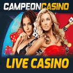 Campeonbet Casino - €300 Welcome Bonus