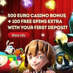 Cardbet Casino 100 Free Spins & €500 Bonus