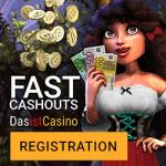 Das ist Casino – 50 Free Spins & €350/2BTC Bonus