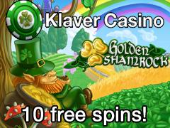 Klaver 10 Free Spins 24 December