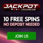 Jackpot Live Casino - £/$/€200 Welcome Bonus
