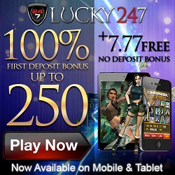 Lucky247 free spins