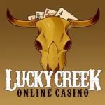 """Lucky Creek: 50 Free Spins on """"Trick or Treat"""" - February 2020"""