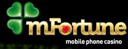 mFortune Mobile Casino Bonus