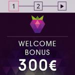 Malina Casino – 100 Free Spins & €300 Bonus