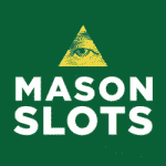 Mason Slots Casino - 100 Spins & €300 Bonus