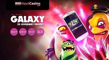 Next Casino Samsung Galaxy S5 Promotion