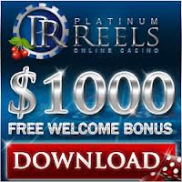 Platinum Reels Casino 30 Free Spins on Big Game Slot August 2018