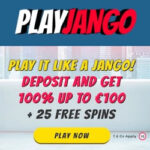 Play Jango Casino - 25 Spins & €100 Bonus