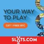 Slots.com Casino - 100% Welcome Bonus