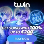 Twin Casino – 100 Free Spins & €200 Bonus